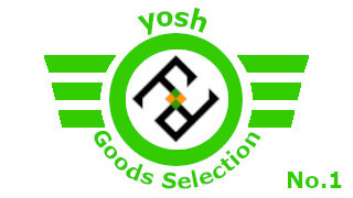 yosh goods selection