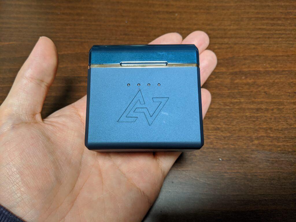 AVIOT TE-D01d mk2 レビュー