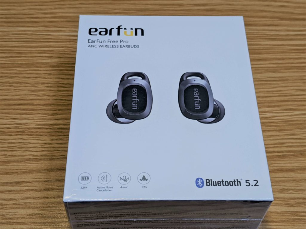 EarFun Free Pro レビュー